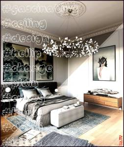 Crazy Bed Awesome Fascinating Ceiling Design Hellip Change Plain Crazy
