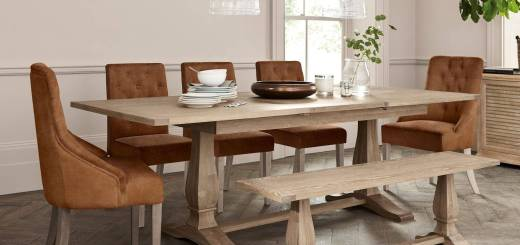 Dining Table Fresh Buy Hardwick 6 10 Seater Extending Dining Table From the