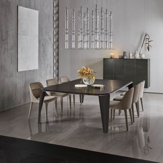 Dining Table Luxury Living Room and Dining Room Inspirational Mid Century Design New oroshi Designer Dining Tables From Gallotti&radice ✓ All