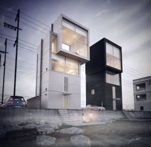 Famous Modern Architects New ando 4x4 House by Juan Delgado Architecture
