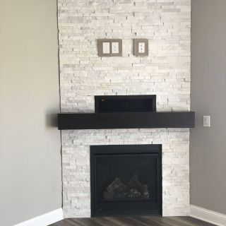 Fireplace Stone Ideas Elegant Pin On Fireplace Ideas We Love