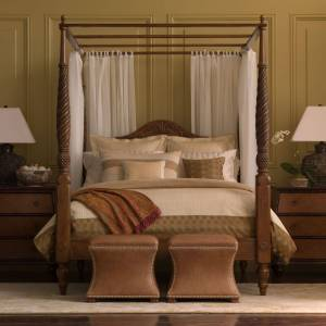 Four Poster Bed Canopy Luxury Montego Canopy Bed Ethan Allen Us