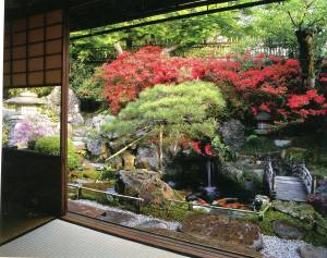 Japanese Garden Design New Rakusho Landscapes for Small Spaces Japanese Courtyard