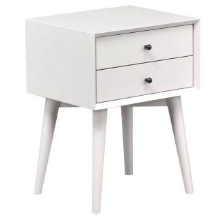 Nightstand Best Of Alton White Night Table Furniture