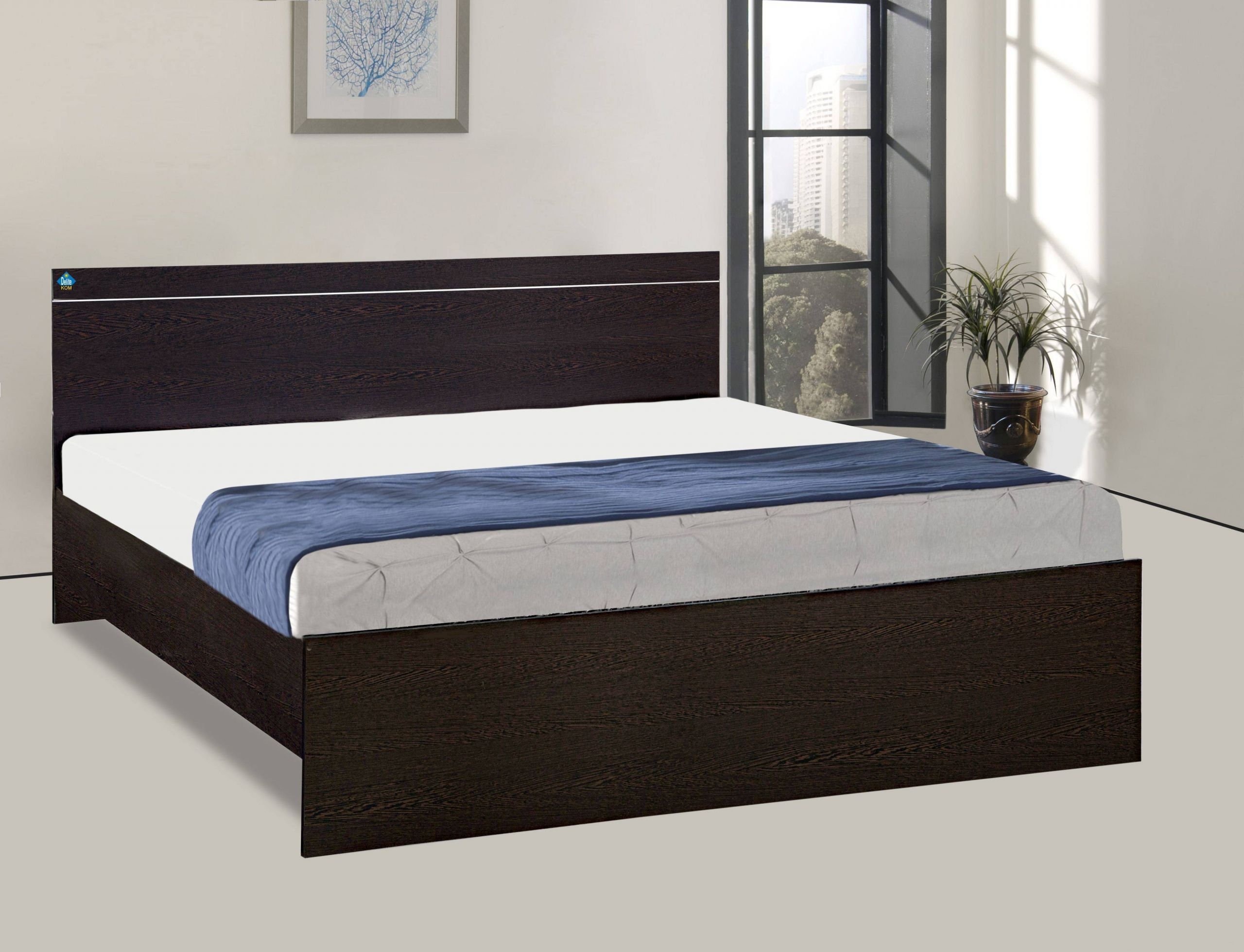 Delite Kom Jazz Queen Bed SDL 1 fe709