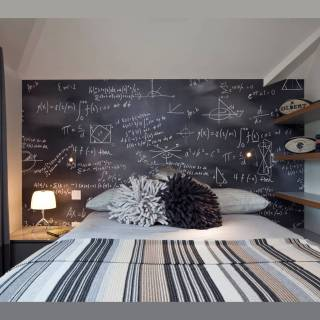 Teen Bedroom Designs Luxury Blackboard Wall