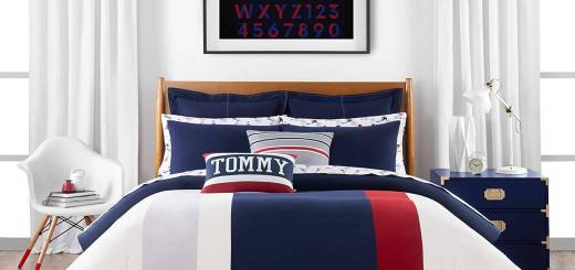 Twin Bed Sets Luxury tommy Hilfiger Clash Of 85 Stripe Duvet Cover Set Full Queen Multi