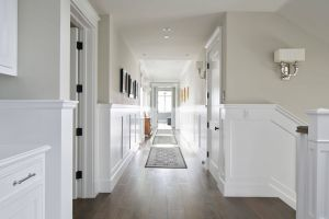 Wallpaper Vs Paint Awesome We Love the Color Of these Walls the Wainscoting Adds A