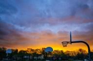 Ottawa Hills school sunrise III
