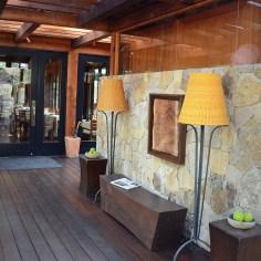 Entrance to the Lakehouse