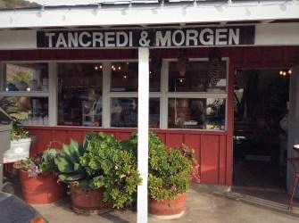 Great shop in Carmel Valley ~ Tancredi & Morgen