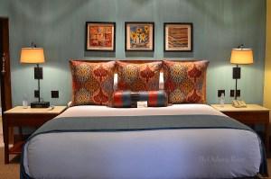 Guestroom decor