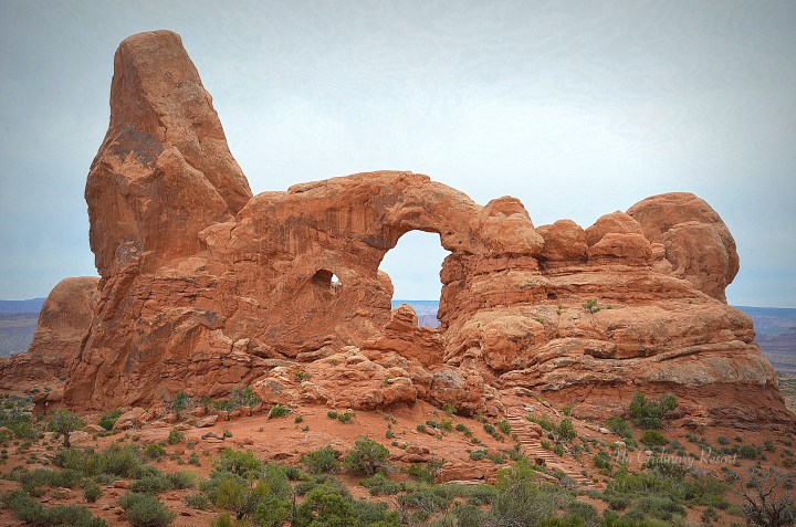 Sightseeing: Arches National Park, Utah