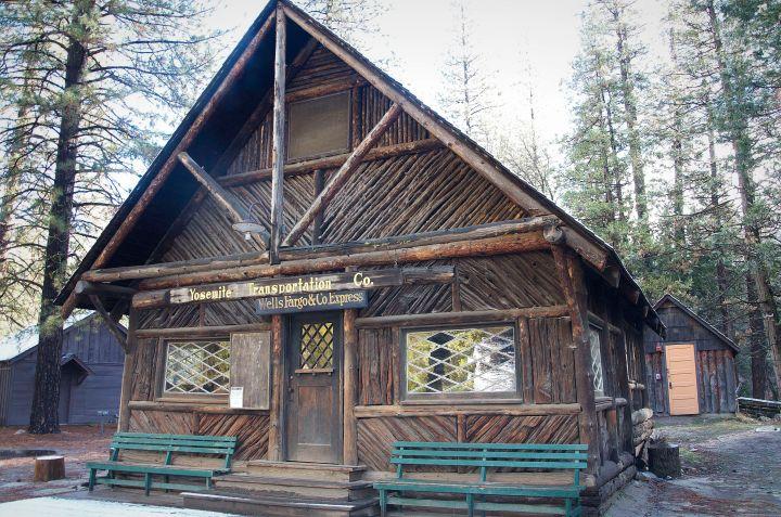 Pioneer Village ~ Yosemite, CA