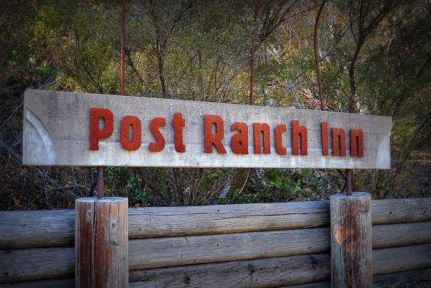 Post Ranch Inn, Big Sur