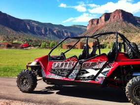 UTV and Helicopter rides