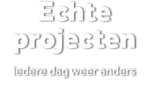 echte projecten