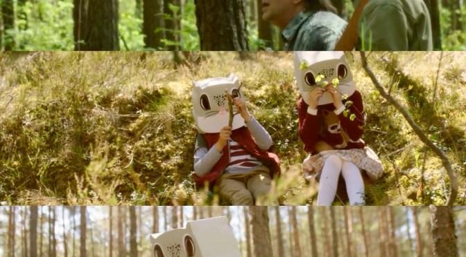 Henry Laksi ja Marten Kuninga uus muusikavideo ohustatud lendoravast. Lisatud video