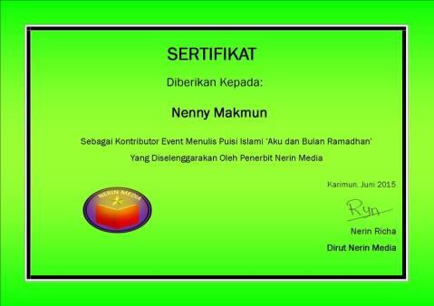 146.sertifikat aku dan ramadhan