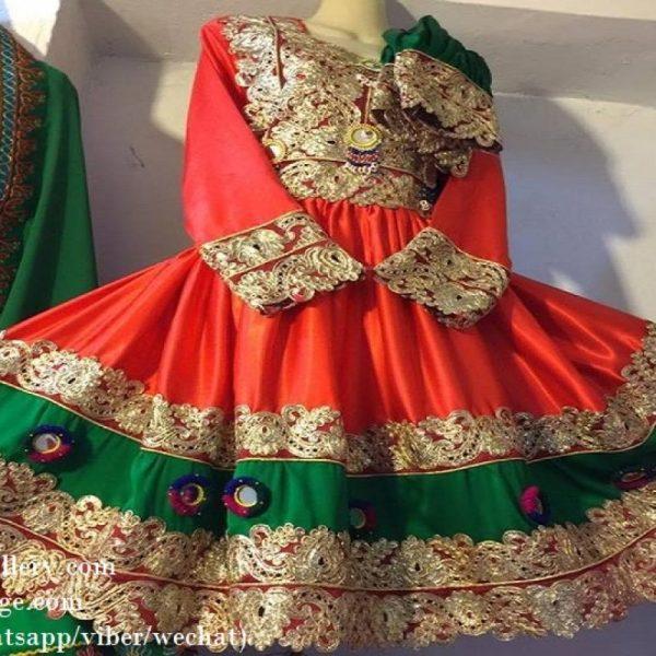 Kuchi Lace Dress Nooristan Art