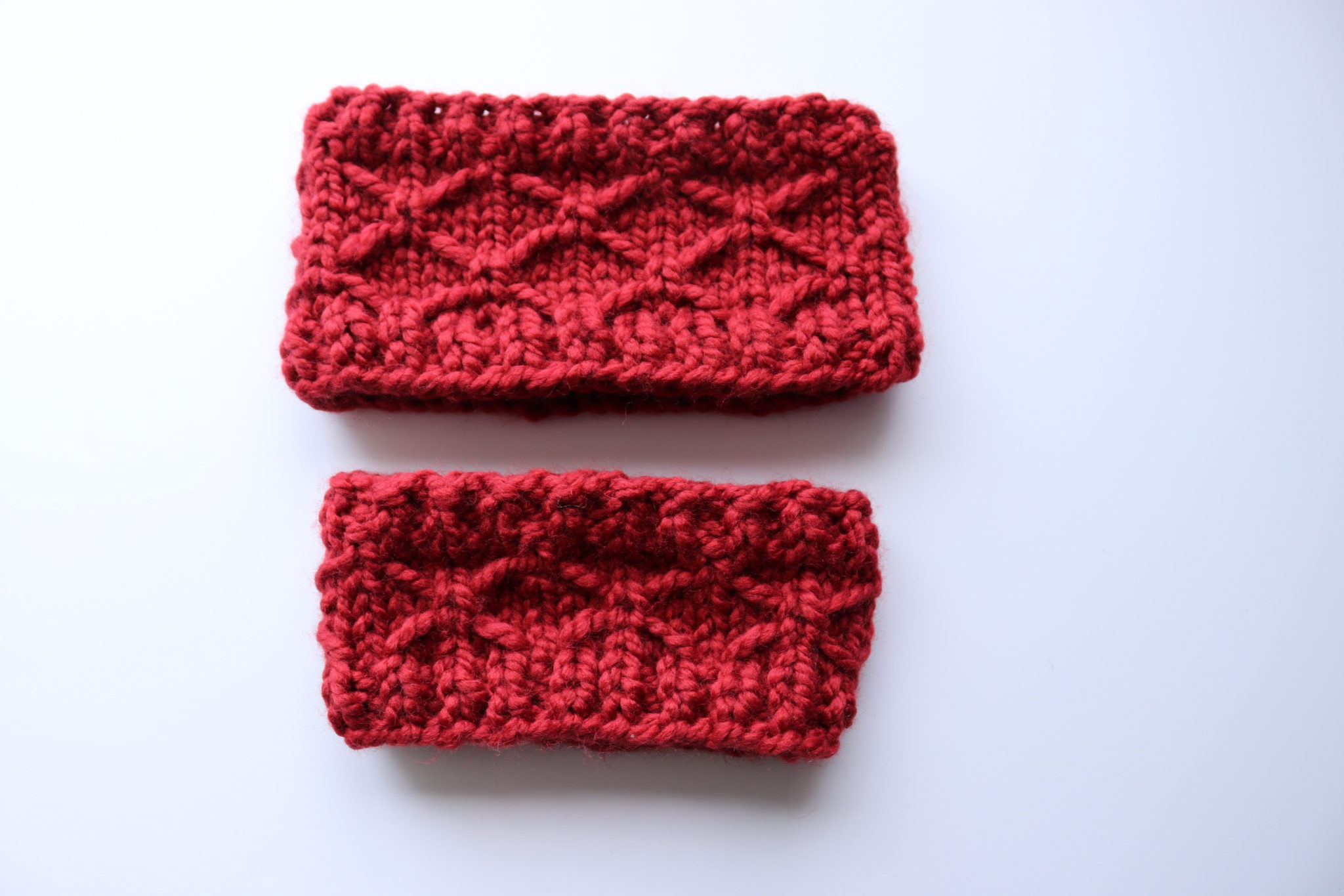 Maker Mom Chronicles - My first published pattern, the Butterflies Fluttering By Ear Warmer Pattern.