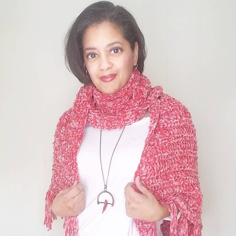 Jen is a fellow POC maker and mama designer and has published some amazing crochet basket patterns. She also discovered a new stitch called the Bolster Stitch which she has used in a few of her patterns.