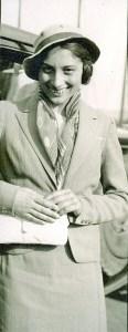 Noor Inayat Khan, 1938