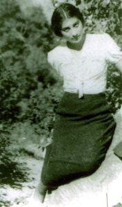 Noor Inayat Khan, 1933.