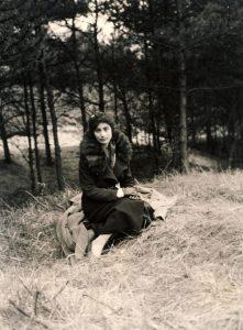 Noor Inayat Khan, 1934.