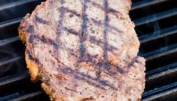 George Foreman Grilled Ribeye Steak Recipe
