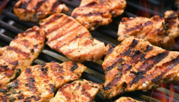 George Foreman Grill Pork Chops Recipe