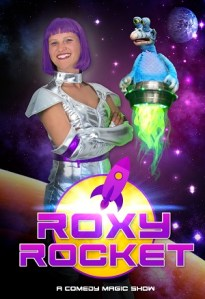Roxy Rocket Magic Show @ South Bar | Tewantin | Queensland | Australia