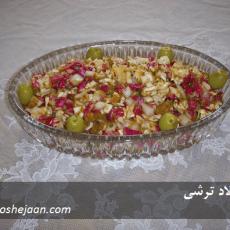 سالاد ترشی salad torshi