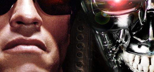 """Plakat von """"Terminator"""""""