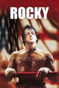 """Plakat von """"Rocky"""""""