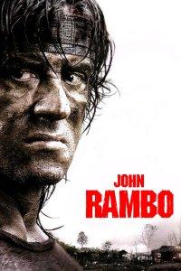 "Plakat von ""John Rambo"""