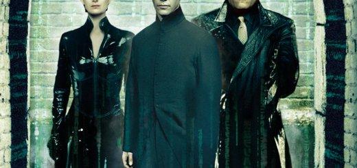 """Plakat von """"Matrix Reloaded"""""""