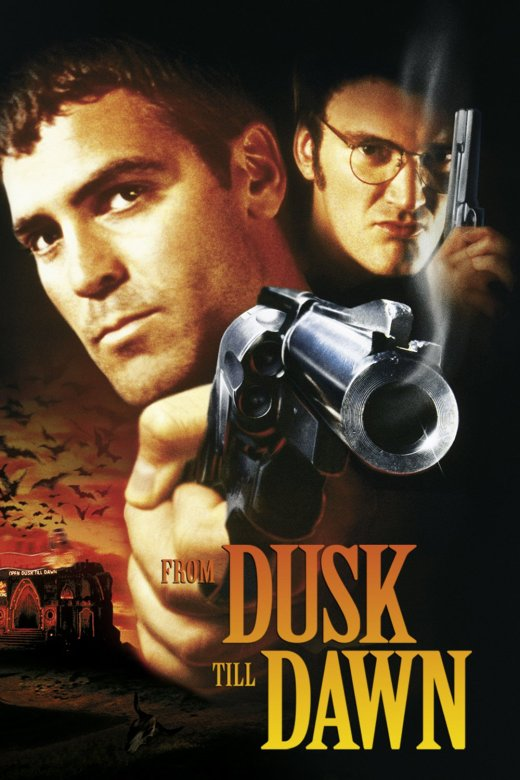 """Plakat von """"From Dusk Till Dawn"""""""