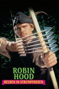 "Plakat von ""Robin Hood - Helden in Strumpfhosen"""