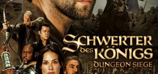 """Plakat von """"Schwerter des Königs - Dungeon Siege"""""""