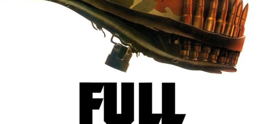 "Plakat von ""Full Metal Jacket"""