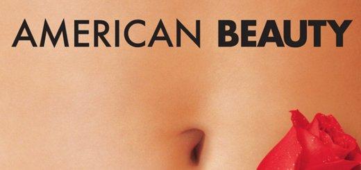 "Plakat von ""American Beauty"""