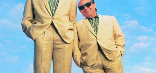 """Plakat von """"Twins - Zwillinge"""""""