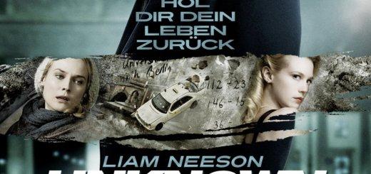 """Plakat von """"Unknown Identity"""""""