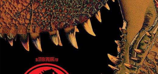 """Plakat von """"Jurassic Park"""""""