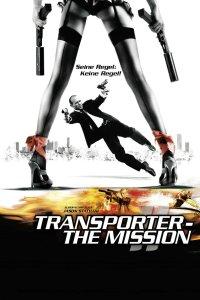 """Plakat von """"Transporter - The Mission"""""""