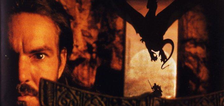 """Plakat von """"Dragonheart"""""""