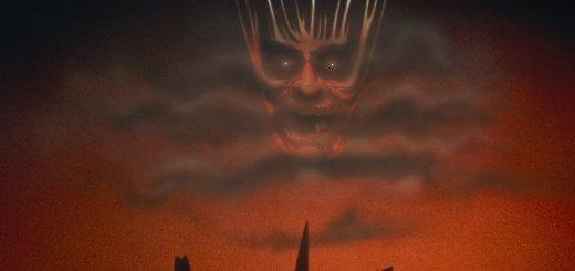 "Plakat von ""Halloween III"""