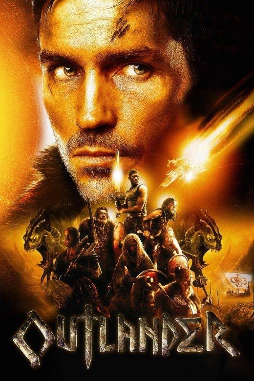 """Plakat von """"Outlander"""""""