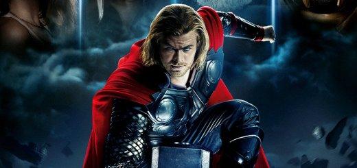 """Plakat von """"Thor"""""""